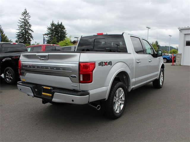 2018 F-150 SuperCrew Cab 4x4,  Pickup #FD44292 - photo 2
