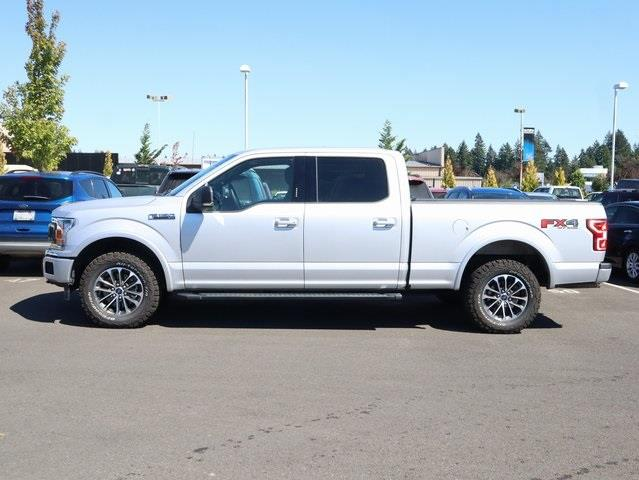 2018 F-150 SuperCrew Cab 4x4,  Pickup #FD46094 - photo 3