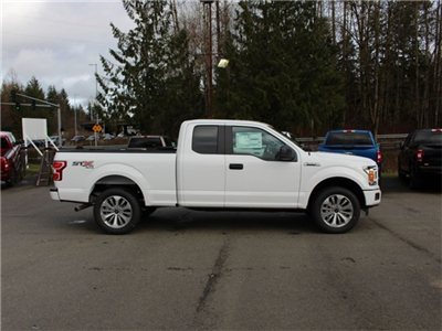 2018 F-150 Super Cab 4x4,  Pickup #FD58507 - photo 4