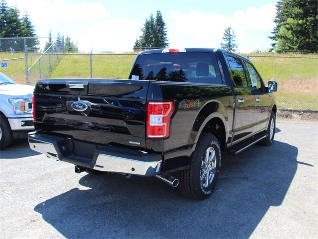 2018 F-150 SuperCrew Cab 4x4,  Pickup #FE01078 - photo 2