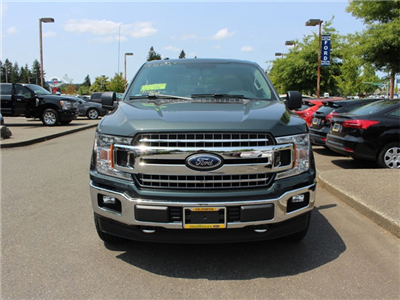 2018 F-150 SuperCrew Cab 4x4,  Pickup #FE31671 - photo 3