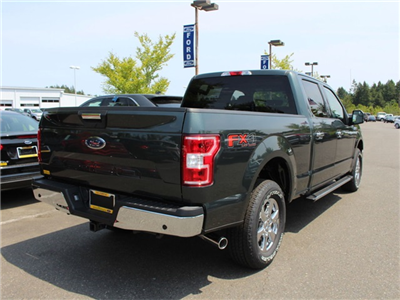 2018 F-150 SuperCrew Cab 4x4,  Pickup #FE31671 - photo 2