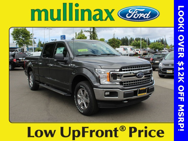 2018 F-150 SuperCrew Cab 4x4,  Pickup #FE31807 - photo 1