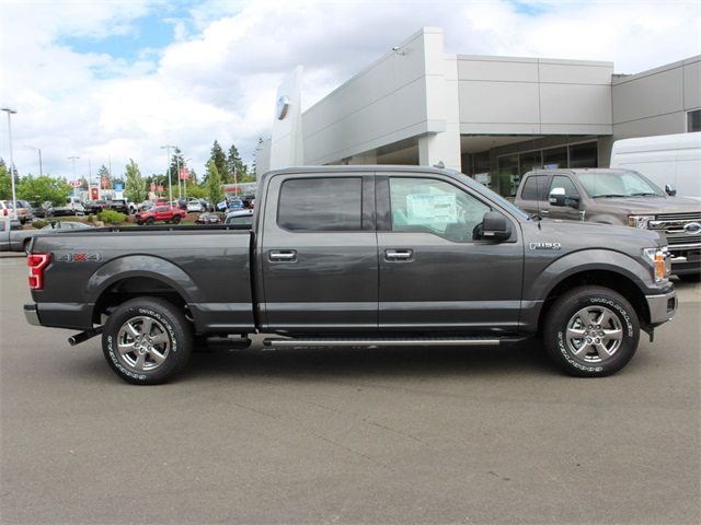 2018 F-150 SuperCrew Cab 4x4,  Pickup #FE31807 - photo 5