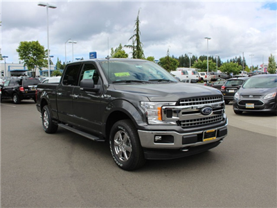 2018 F-150 SuperCrew Cab 4x4,  Pickup #FE31807 - photo 3
