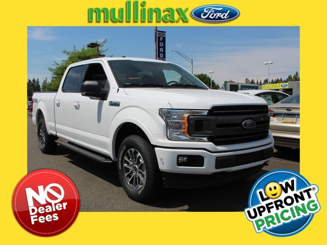 2018 F-150 SuperCrew Cab 4x4,  Pickup #FE60467 - photo 1