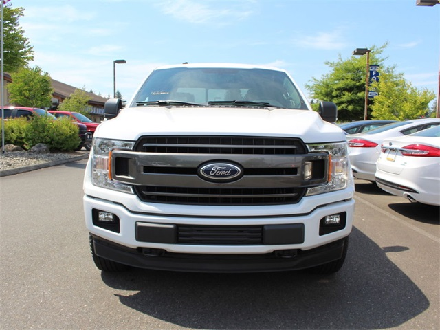 2018 F-150 SuperCrew Cab 4x4,  Pickup #FE60467 - photo 3