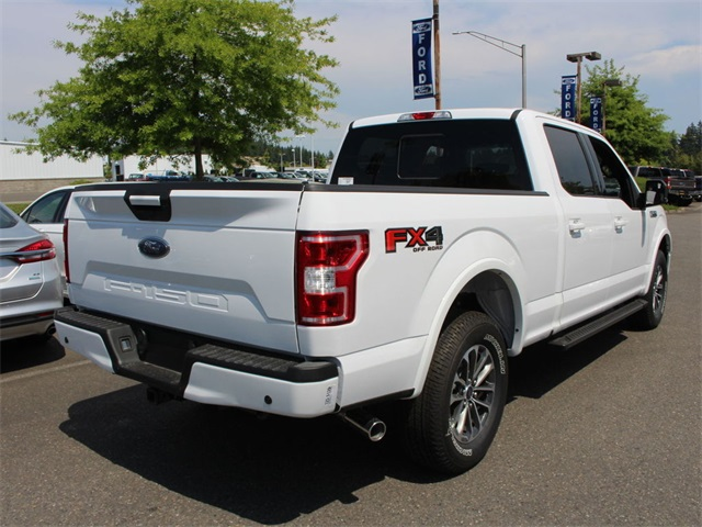 2018 F-150 SuperCrew Cab 4x4,  Pickup #FE60467 - photo 2