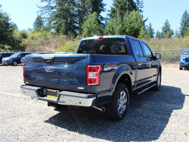 2018 F-150 SuperCrew Cab 4x4,  Pickup #FE60468 - photo 2