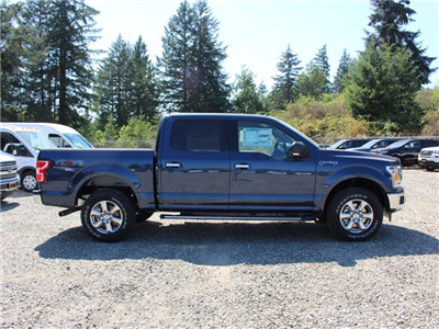 2018 F-150 SuperCrew Cab 4x4,  Pickup #FE60468 - photo 4