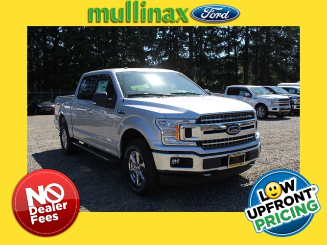 2018 F-150 SuperCrew Cab 4x4,  Pickup #FE67421 - photo 1