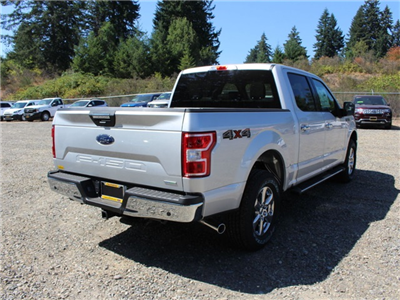 2018 F-150 SuperCrew Cab 4x4,  Pickup #FE67421 - photo 2