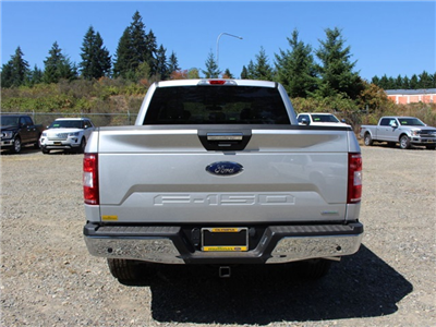 2018 F-150 SuperCrew Cab 4x4,  Pickup #FE67421 - photo 5