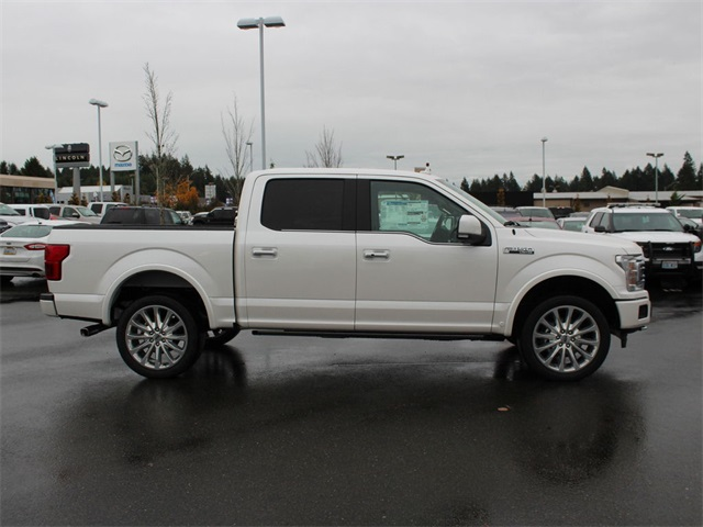 2018 F-150 SuperCrew Cab 4x4,  Pickup #FE69130 - photo 4