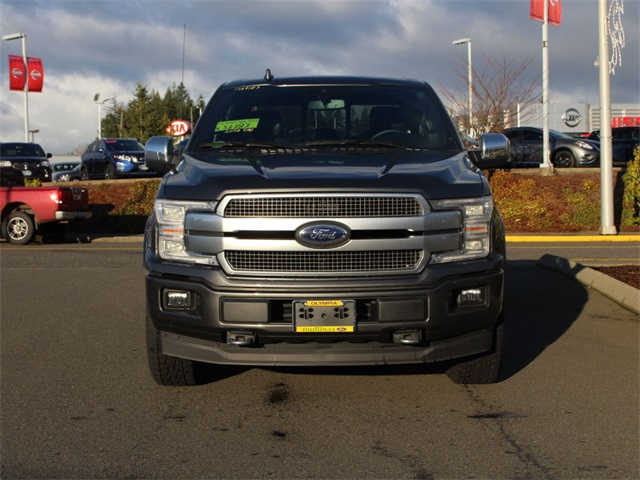 2018 F-150 SuperCrew Cab 4x4,  Pickup #FE69183 - photo 3