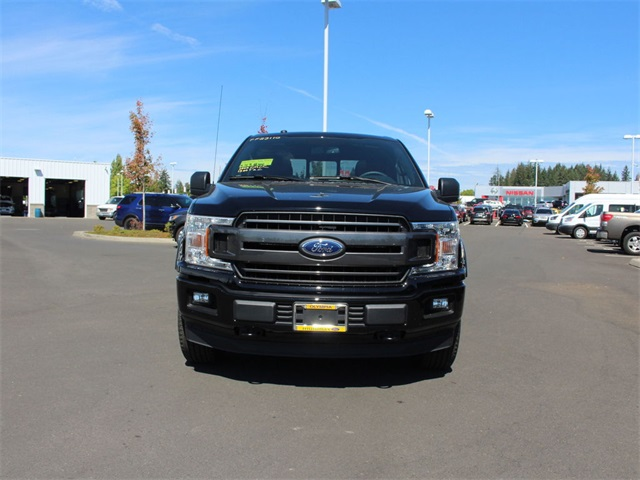 2018 F-150 SuperCrew Cab 4x4,  Pickup #FF23110 - photo 3