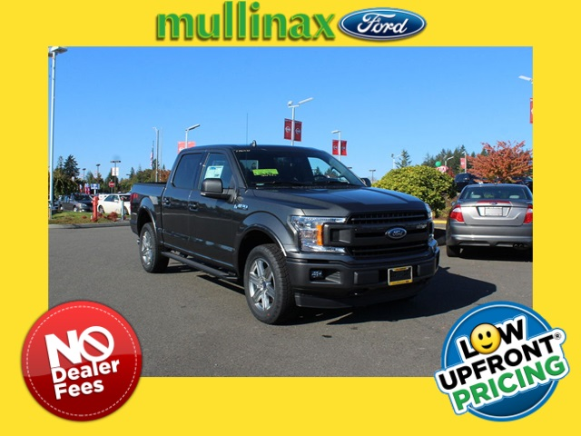 2018 F-150 SuperCrew Cab 4x4,  Pickup #FF61735 - photo 1