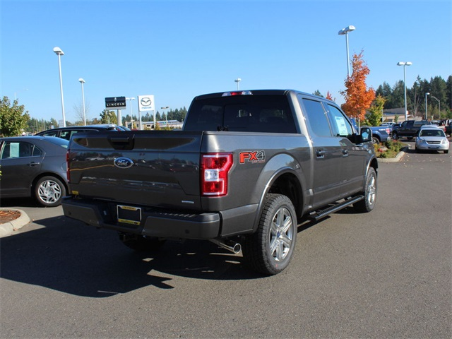 2018 F-150 SuperCrew Cab 4x4,  Pickup #FF61735 - photo 2