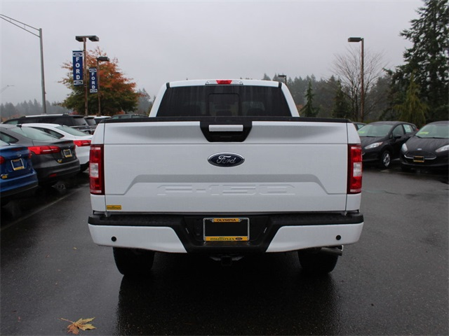 2018 F-150 SuperCrew Cab 4x4,  Pickup #FF82741 - photo 5