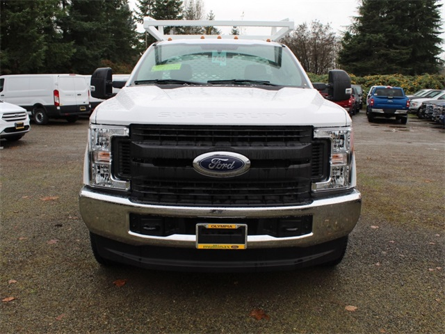 2017 F-350 Regular Cab DRW 4x4,  Scelzi Contractor Body #HA04035 - photo 4