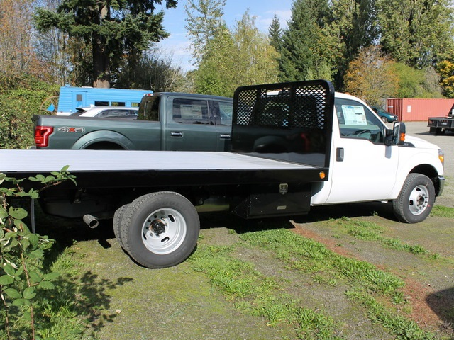 2016 F-350 Regular Cab DRW, Scelzi Platform Body #HA94089 - photo 2