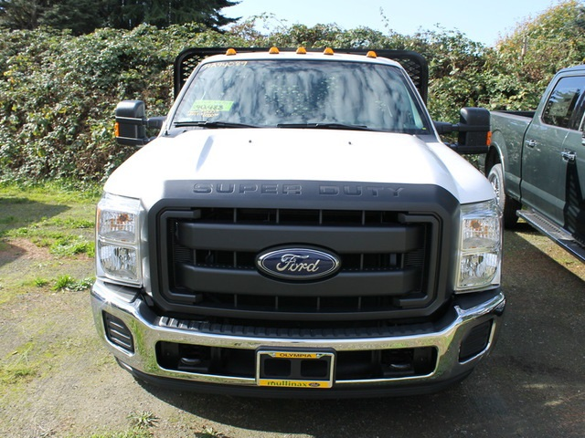 2016 F-350 Regular Cab DRW, Scelzi Platform Body #HA94089 - photo 3