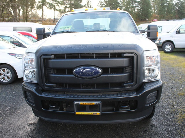 2016 F-350 Regular Cab DRW 4x4, Cab Chassis #HB45151 - photo 3