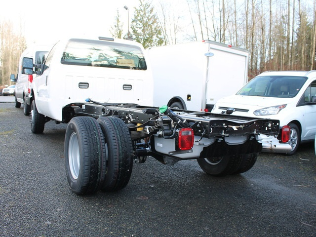 2016 F-350 Regular Cab DRW 4x4, Cab Chassis #HB45151 - photo 2