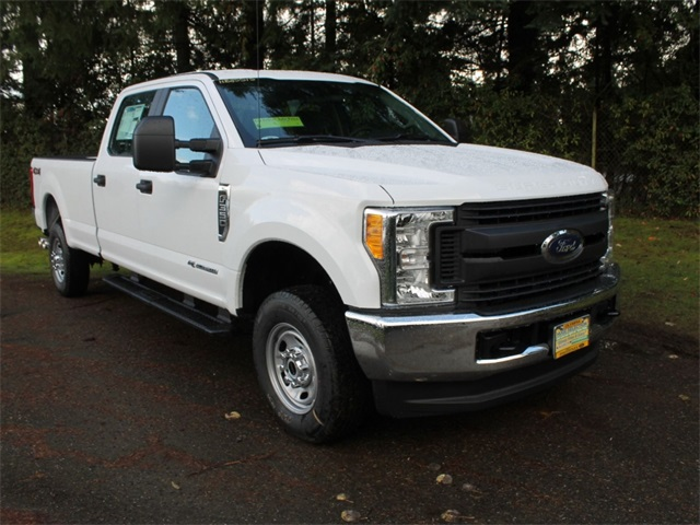 2017 F-350 Crew Cab 4x4 Pickup #HB85515 - photo 4