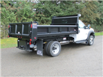 2016 F-450 Regular Cab DRW 4x4, Rugby Dump Body #HC05824 - photo 1