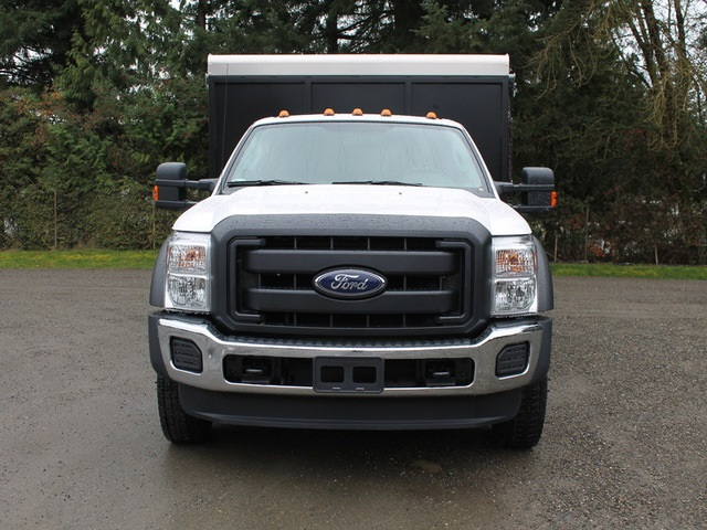 2016 F-550 Regular Cab DRW, PMI Landscape Dump #HC05826 - photo 5