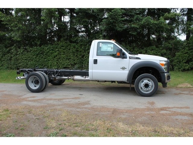 2016 F-450 Regular Cab DRW, Cab Chassis #HC87751 - photo 3