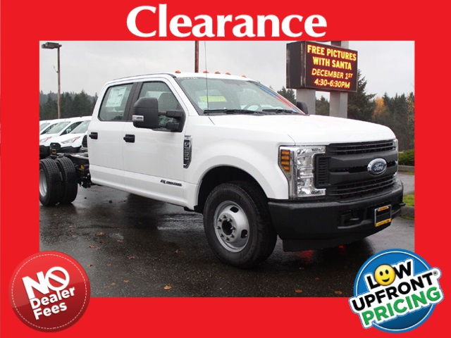 2019 F-350 Crew Cab DRW 4x2,  Cab Chassis #HD02386 - photo 1