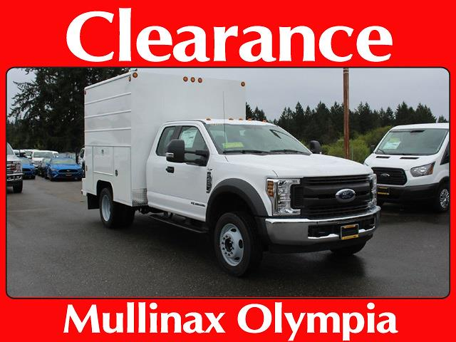 2019 F-450 Super Cab DRW 4x2,  Scelzi Service Body #HD29358 - photo 1