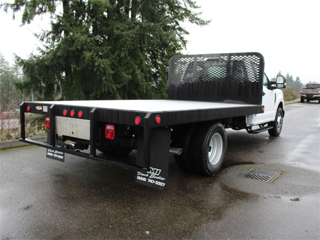 2019 F-350 Regular Cab DRW 4x2,  Scelzi Platform Body #HD30621 - photo 1