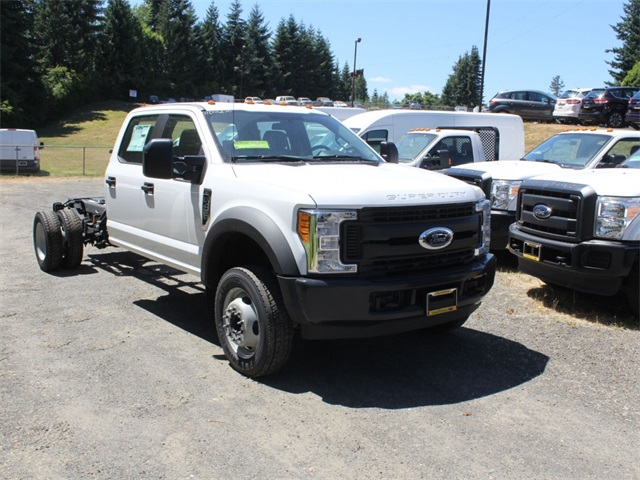 2017 F-450 Crew Cab DRW, Cab Chassis #HD46270 - photo 3