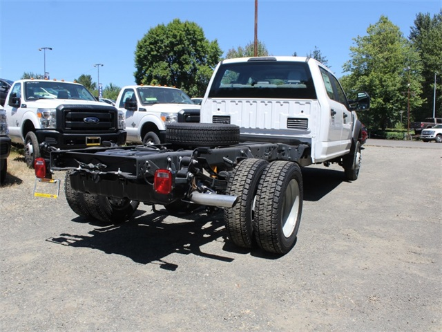2017 F-450 Crew Cab DRW Cab Chassis #HD46270 - photo 2