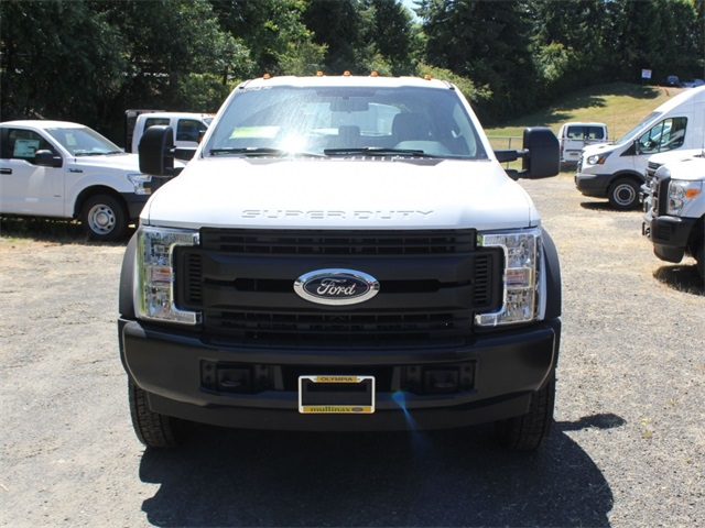 2017 F-450 Crew Cab DRW Cab Chassis #HD46270 - photo 6