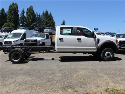 2017 F-450 Crew Cab DRW, Cab Chassis #HD46270 - photo 4