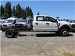 2017 F-450 Crew Cab DRW Cab Chassis #HD46270 - photo 4