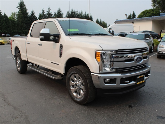 2017 F-350 Crew Cab 4x4 Pickup #HE48274 - photo 3