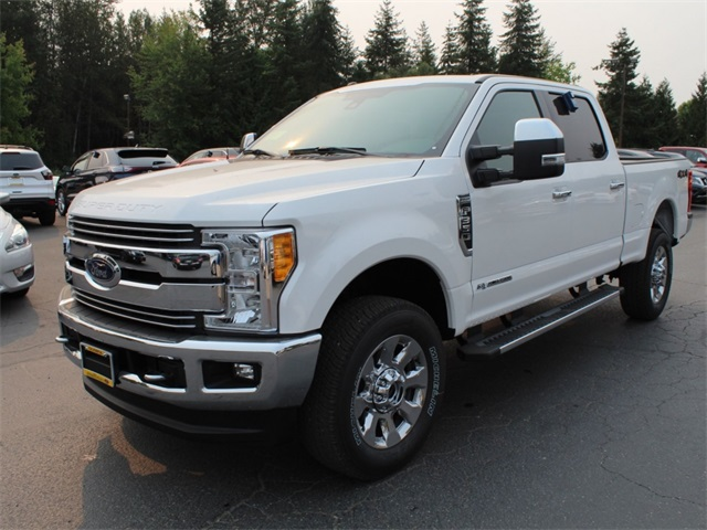 2017 F-350 Crew Cab 4x4 Pickup #HE48274 - photo 4