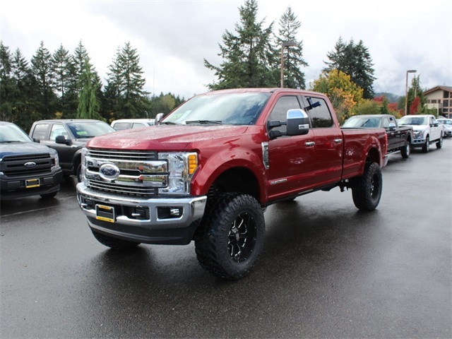 2017 F-350 Crew Cab 4x4, Pickup #HE65099 - photo 4