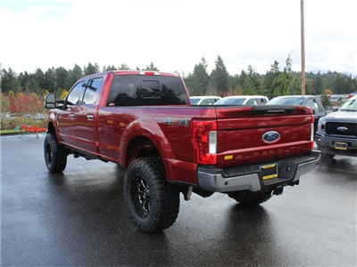 2017 F-350 Crew Cab 4x4, Pickup #HE65099 - photo 5