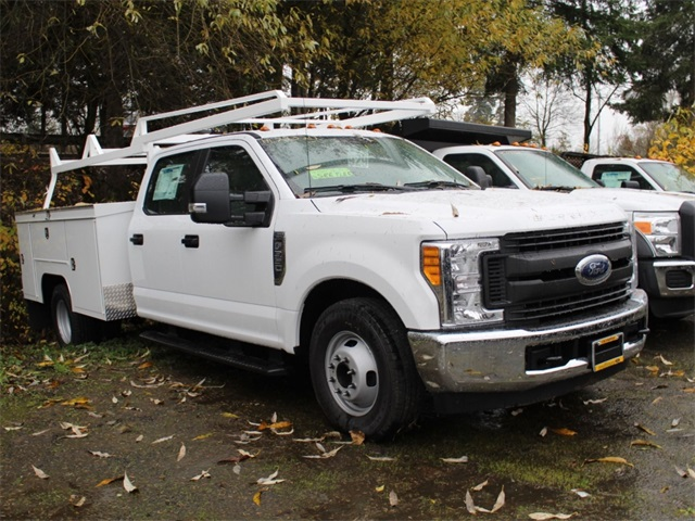 2017 F-350 Crew Cab DRW, Scelzi Signature Service Service Body #HE73320 - photo 4