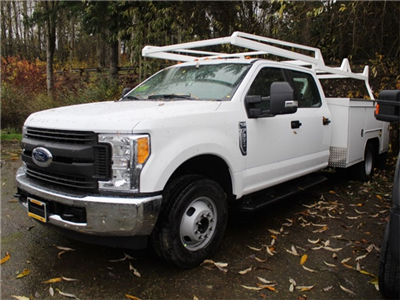 2017 F-350 Crew Cab DRW, Scelzi Signature Service Service Body #HE73320 - photo 11