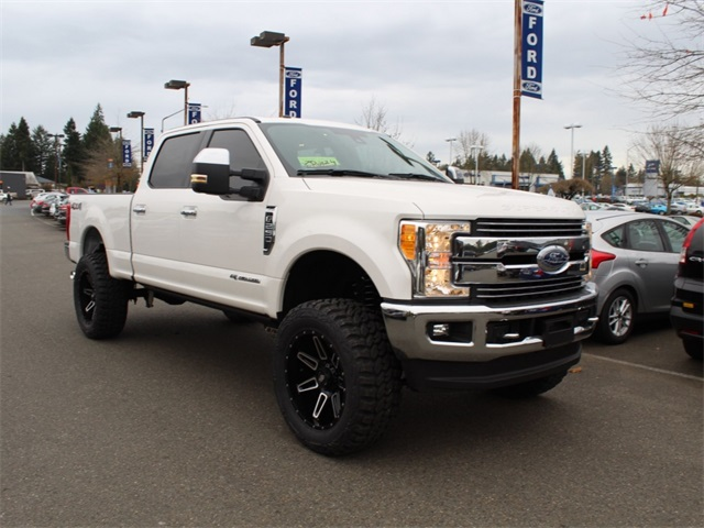 2017 F-250 Crew Cab 4x4, Pickup #HF40042 - photo 3