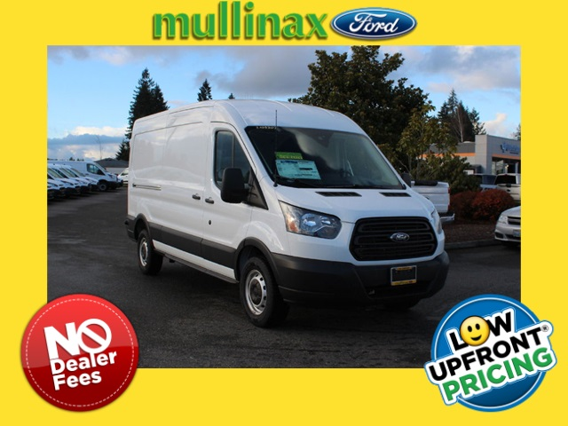 2019 Transit 250 Med Roof 4x2,  Empty Cargo Van #RA05203 - photo 1