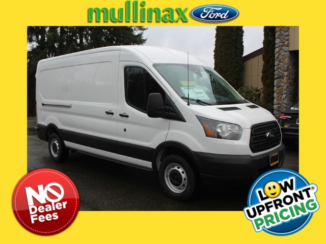2019 Transit 250 Med Roof 4x2,  Empty Cargo Van #RA66058 - photo 1