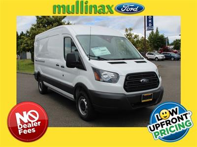 2018 Transit 250 Med Roof 4x2,  Empty Cargo Van #RA79472 - photo 1